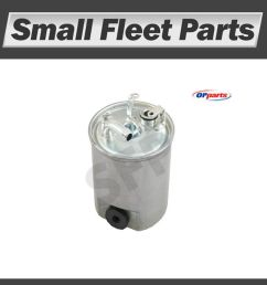 details about fuel filter am type dodge mb freightliner sprinter 612 092 00 01 am [ 1000 x 1000 Pixel ]