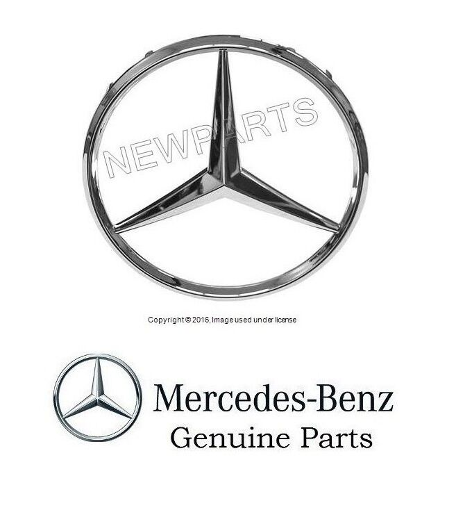 Mercedes W163 ML320 ML350 ML430 ML55 GENUINE Grille Center