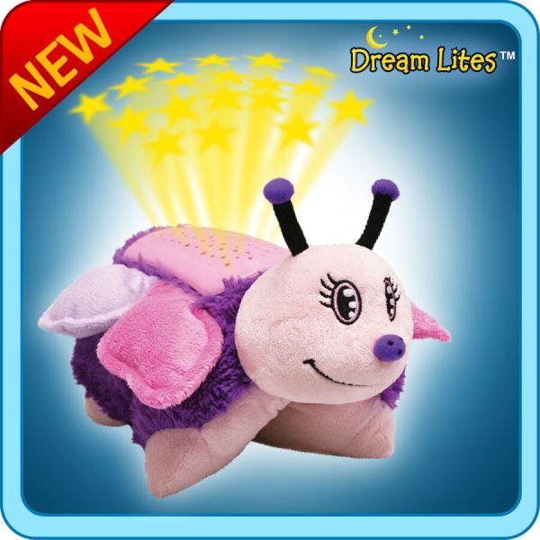 Dream Lites Pillow Pets Fluttery Butterfly Nightlight