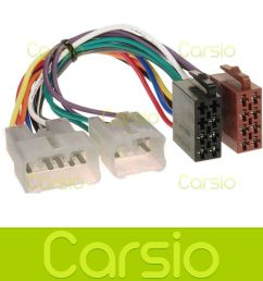 details about toyota celica corolla iso wiring harness connector stereo radio adaptor pc2 17 4 [ 1000 x 1000 Pixel ]