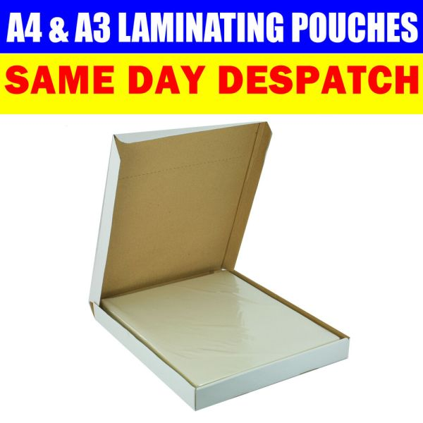 A4 Pouch Laminating