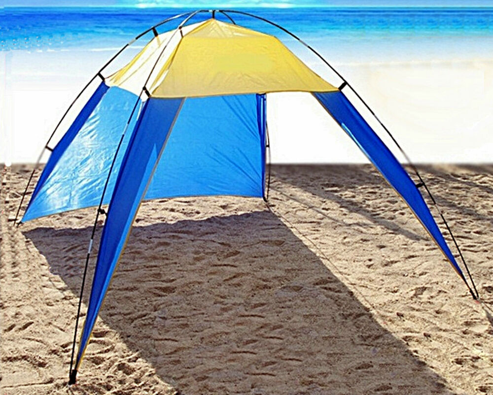 UV sun protective Family portable tent Camping Waterproof
