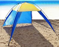 UV sun protective Family portable tent Camping Waterproof ...