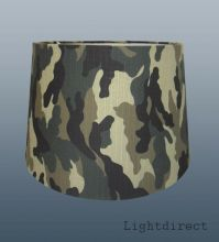 KIDS ARMY MILITARY FOREST CAMO JUNGLE CAMOUFLAGE LAMP ...