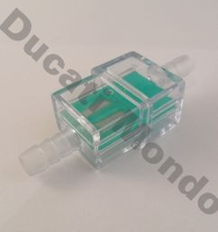details about 6mm inline fuel filter square for motorcycle motorbike moped scooter trials mx [ 1000 x 935 Pixel ]