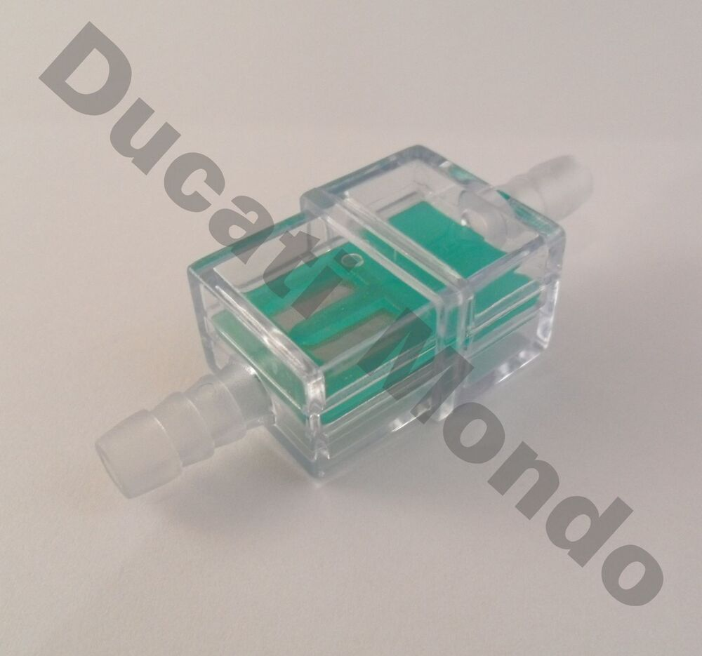 hight resolution of details about 6mm inline fuel filter square for motorcycle motorbike moped scooter trials mx