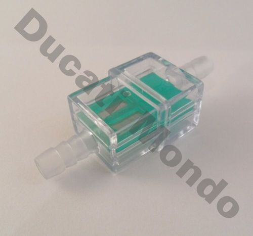 small resolution of details about 6mm inline fuel filter square for motorcycle motorbike moped scooter trials mx