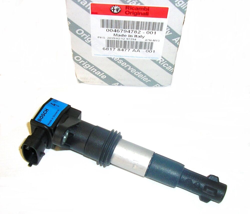 100% Genuine Alfa Romeo 156 20 Jts New Ignition Coil Pack