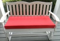 "INDOOR OUTDOOR SWING BENCH CUSHION 60"" X 18"""