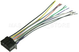 WIRE HARNESS FOR PIONEER DEH1650 DEH1650 DEH1700 DEH1700