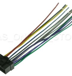 wire harness for sony mex bt3100p mexbt3100p pays today ships today ebay [ 1000 x 792 Pixel ]