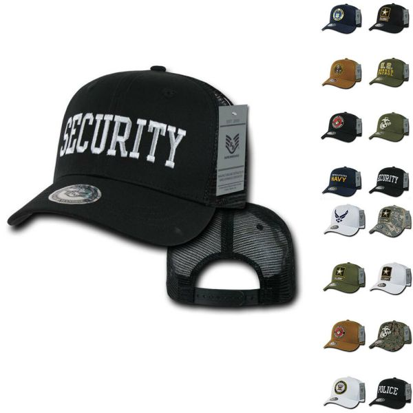 Air Force Security Police Ball Cap - Year of Clean Water