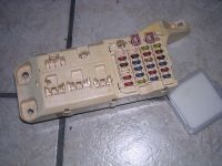 95 96 97 LEXUS LS400 INTERIOR INSIDE FUSE BOX DASH PANEL ...