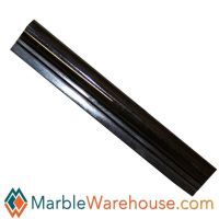 BLACK ABSOLUTE GRANITE CHAIR RAIL MOLDING WALL TILE EDGE ...