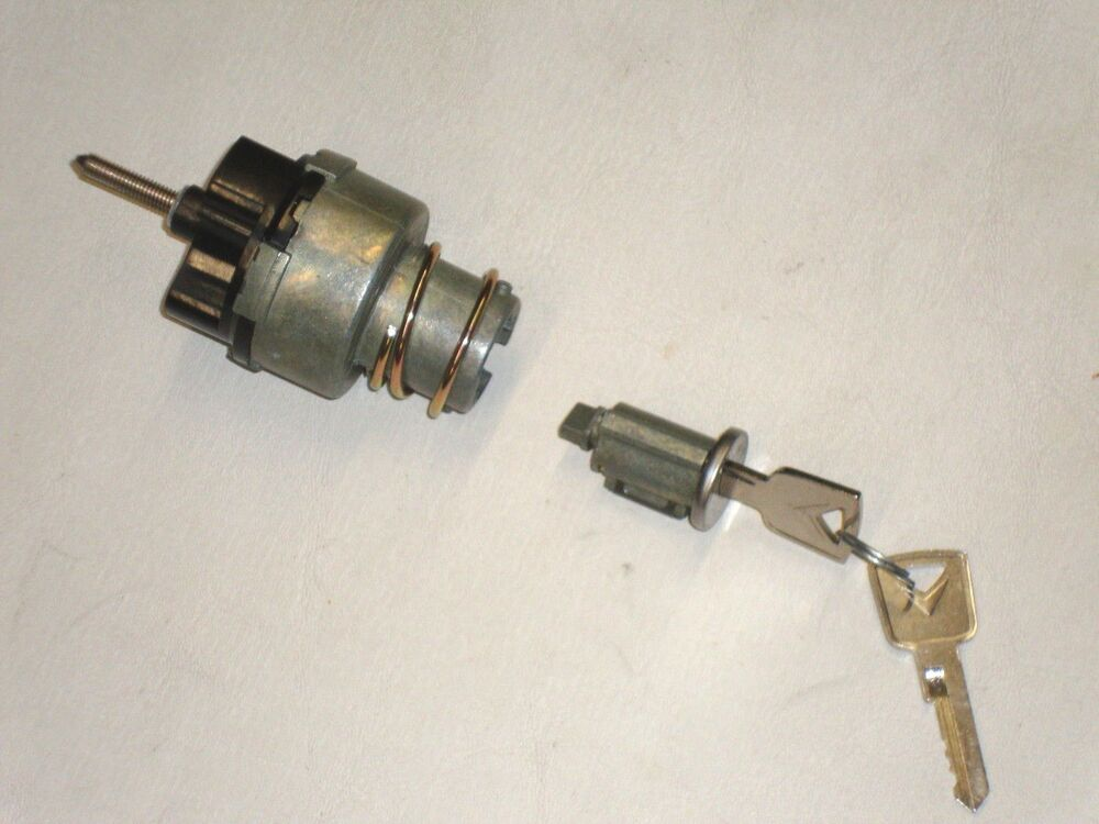 1964 Ford Ignition Switch