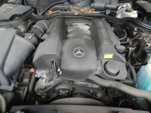 ENGINE 2000 MERCEDES BENZ E320 32L MOTOR RWD WITH 69,774