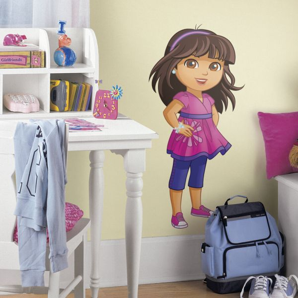 Giant Dora and Friends Stickers