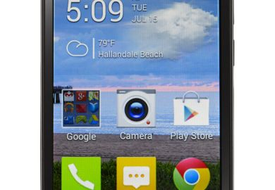 New Android Tracfone