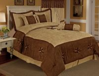 Texas Star Western Cowboy Luxory Comforter Suede