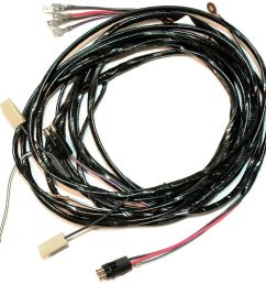 1958 1960 corvette rear body tail light wiring harness rear tail light wiring diagram for 1955 chevy 210 rear tail light wiring diagram 2010 ram 3500 [ 1000 x 980 Pixel ]