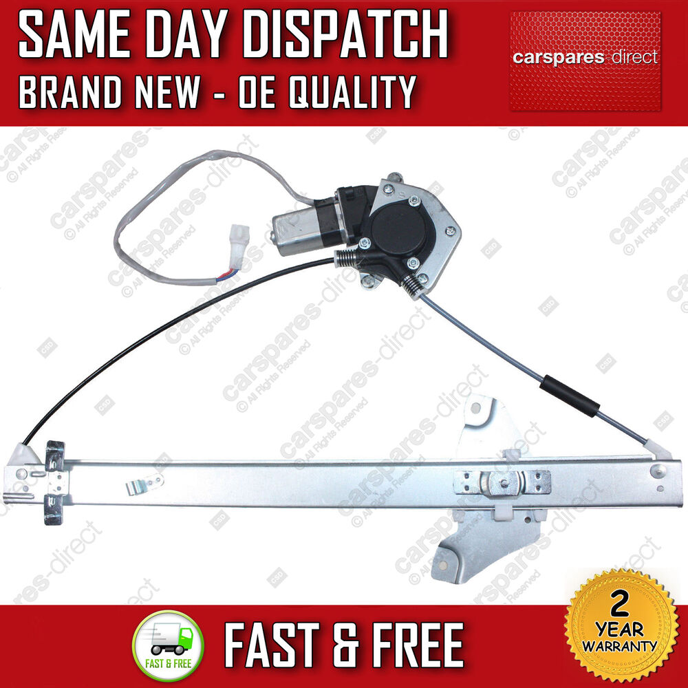 hight resolution of details about for toyota rav 4 mk1 1994 2000 front right side electric window regulator motor
