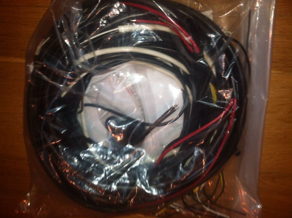 Wiring Harness For 1967 Vw Beetle