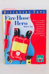 Discovery Toys Fire Hose Hero Water Toy NEW (Open Box) | eBay