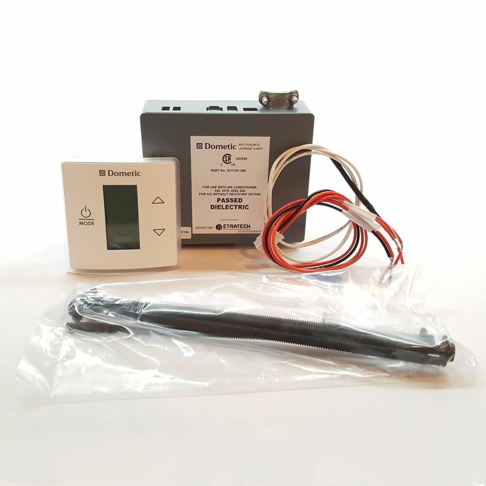 medium resolution of details about dometic single control kit lcd cool furnace white 3313189 000 3316230 000