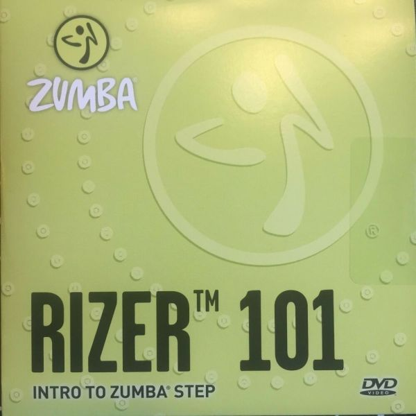 Zumba Fitness Rizer 101 Dvd Intro Step 10 Minutes Learn Basics