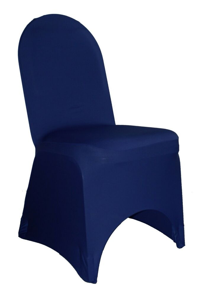 chair covers wedding ebay herman miller office chairs costco spandex banquet navy blue |