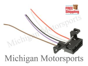 GM OBDII OBD2 Wiring Harness Connector Pigtail Harness LS1