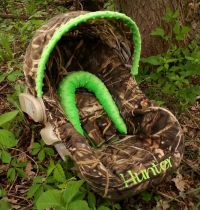 Personalized Camo Infant Car Seat Cover, Max5 fabric and ...