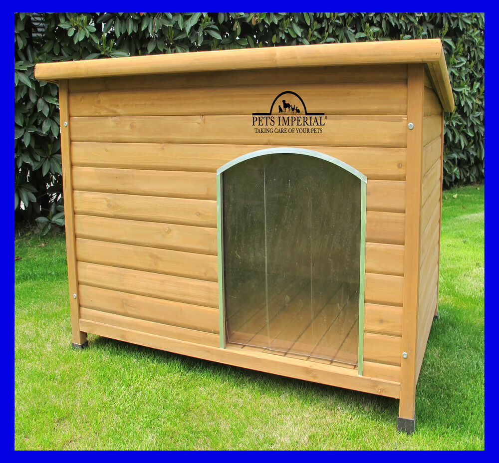 Insulated ExtraLarge Dog Kennel Kennels House With Removable Floor Easy Clean  eBay