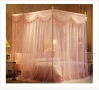 Queen Canopy Bed Curtains