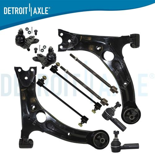 small resolution of details about brand new 10pc complete suspension kit for 2003 2008 pontiac vibe 10 yr warranty