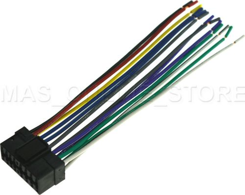 small resolution of wire harness for sony cdx gt66upw cdxgt66upw pay today ships today ebay