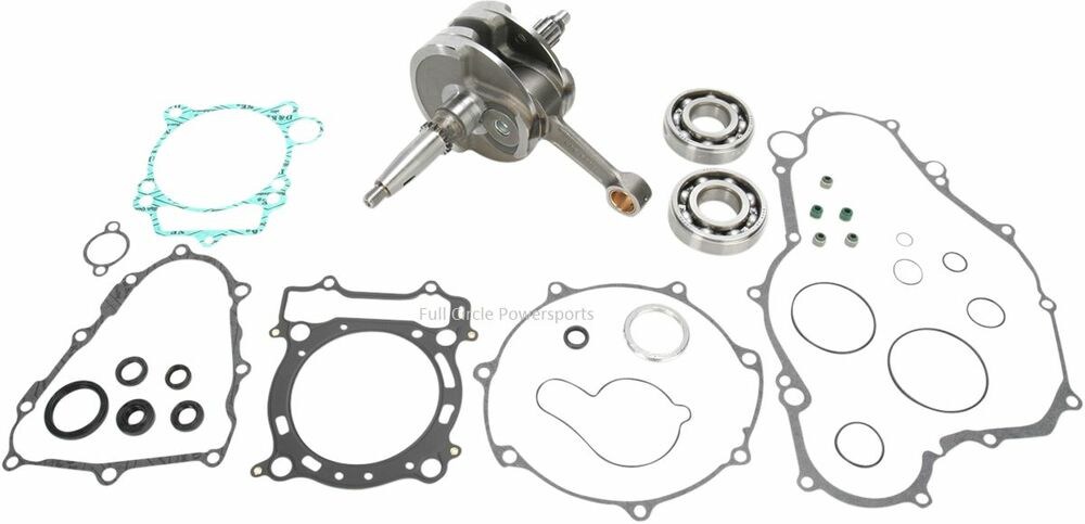 Hot Rods Complete Bottom End Kit 06-09 YFZ450 ATV Crank