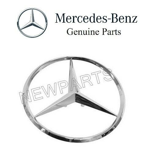 Mercedes R129 W202 W163 ML320 E320 C230 SL500 Trunk Star