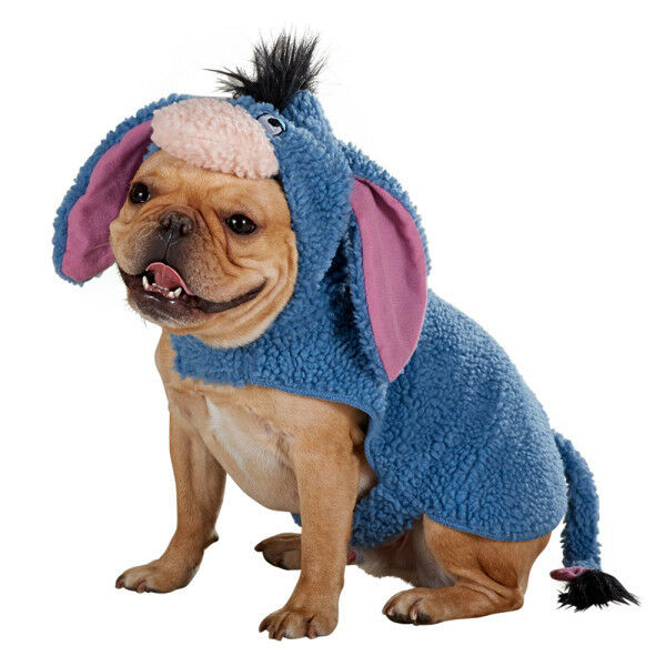 Disney Eeyore Halloween Dog Pet Costume Large (New w/Tags