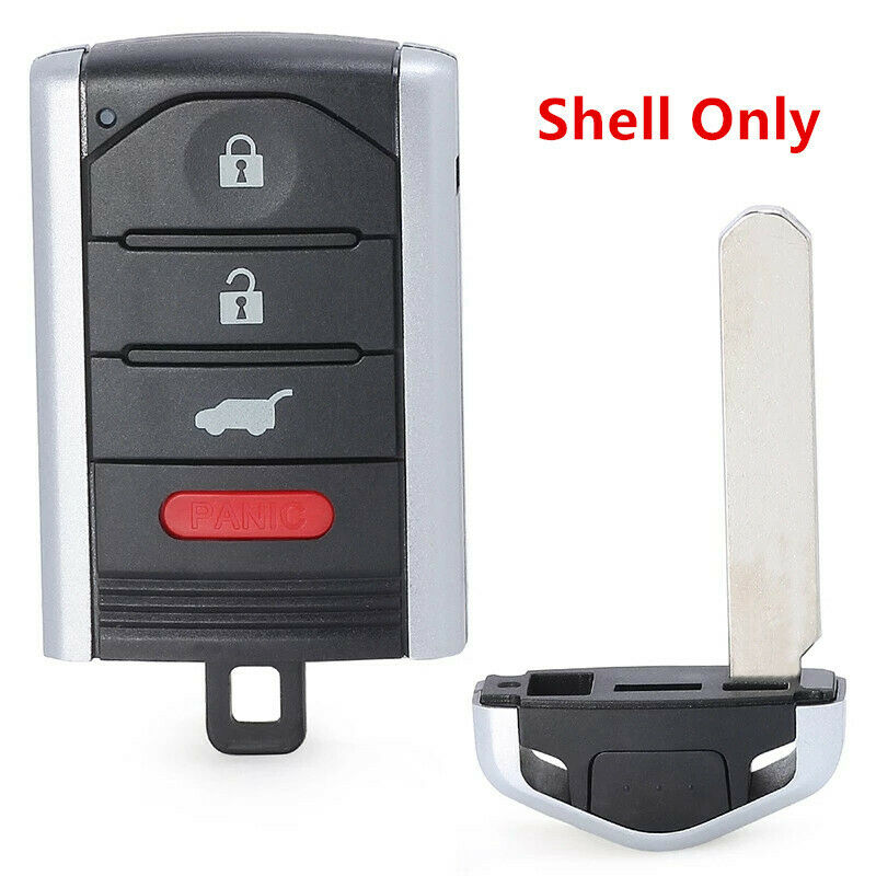 hight resolution of details about new uncut replacement remote key fob shell case 3 1b for acura tl zdx rdx ilx