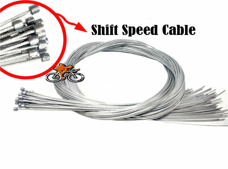 10PCS MTB Bicycle Inner Shift Shifter Gear Speed Cable