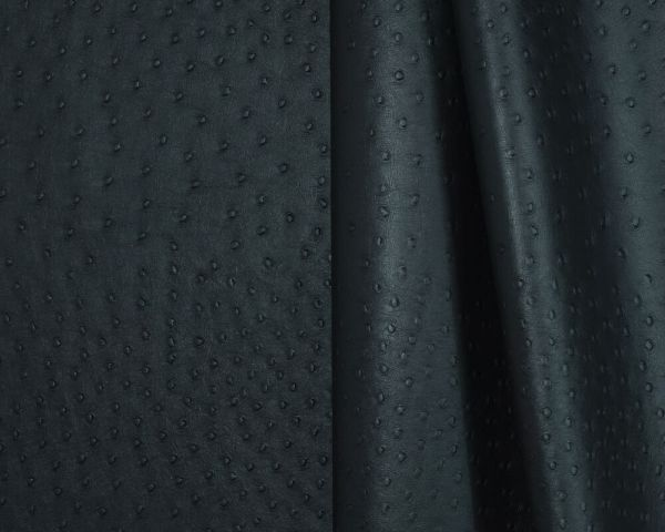 Black Vinyl Upholstery Fabric