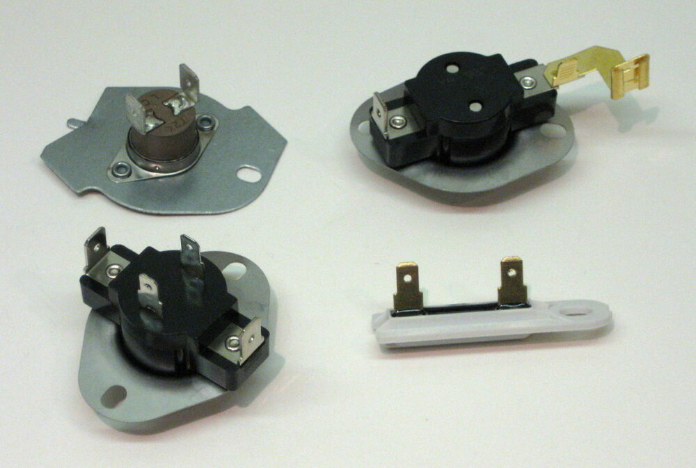 N197 Thermostat Package Kit For Whirlpool