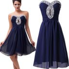 Plus Size Semi Formal Dresses for Wedding