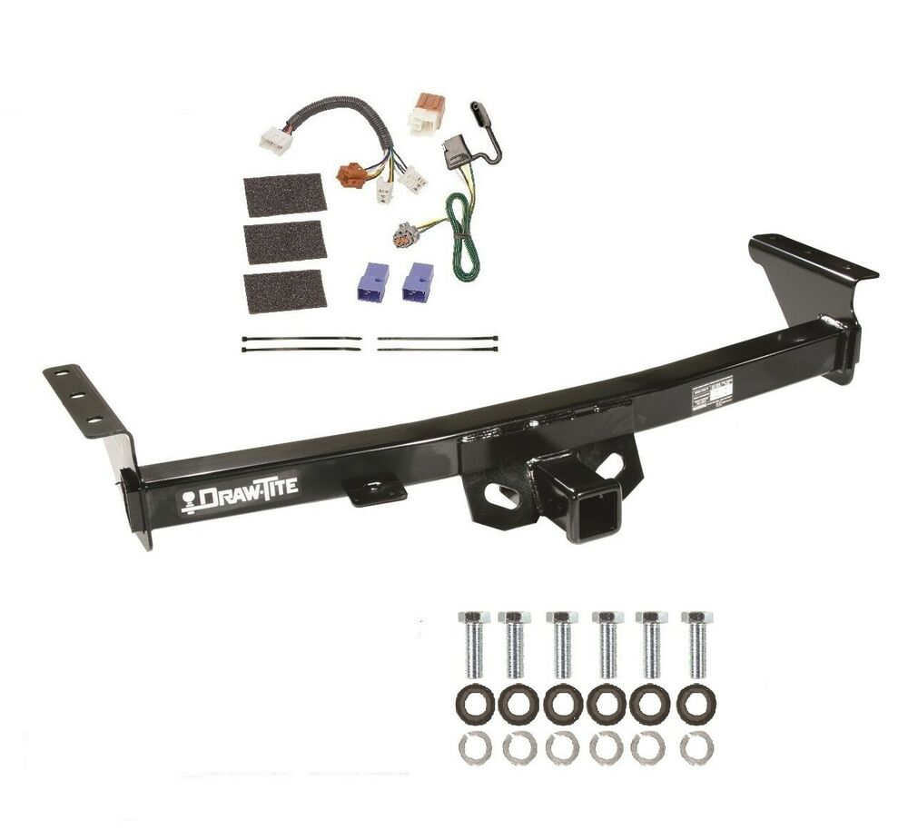 hight resolution of 5k trailer hitch wiring for 2005 2017 nissan frontier 2004 nissan frontier trailer wiring 2004 nissan