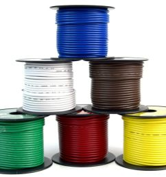 details about trailer wire light cable for harness 6 way cord 16 gauge 100ft roll 6 rolls [ 1000 x 1000 Pixel ]