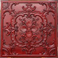 PL19 Faux tin country style old ceiling tiles decorative