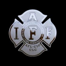 Black Iaff Stickers Decals - Year of Clean Water