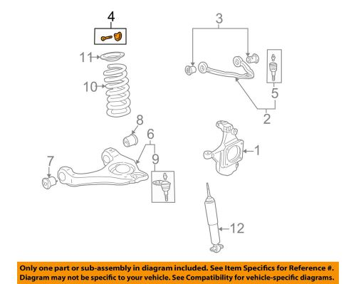small resolution of details about gm oem front suspension alignment cam 15741217