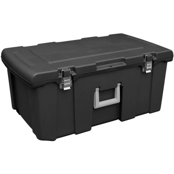 Plastic Foot Locker Storage Trunk